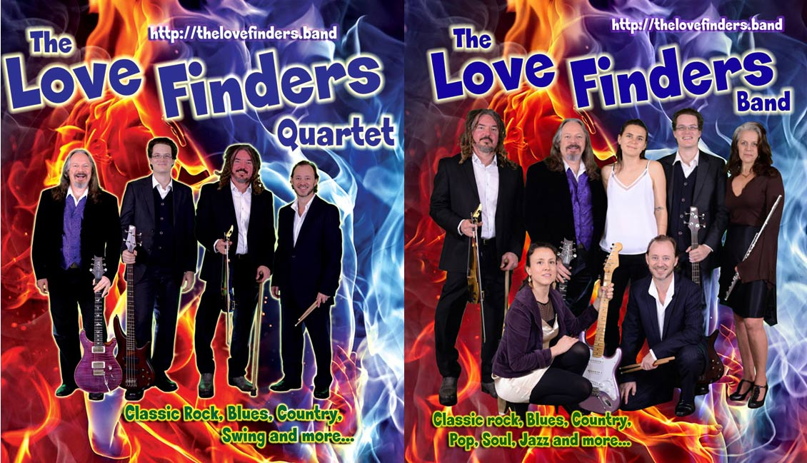 The Love Finders Band